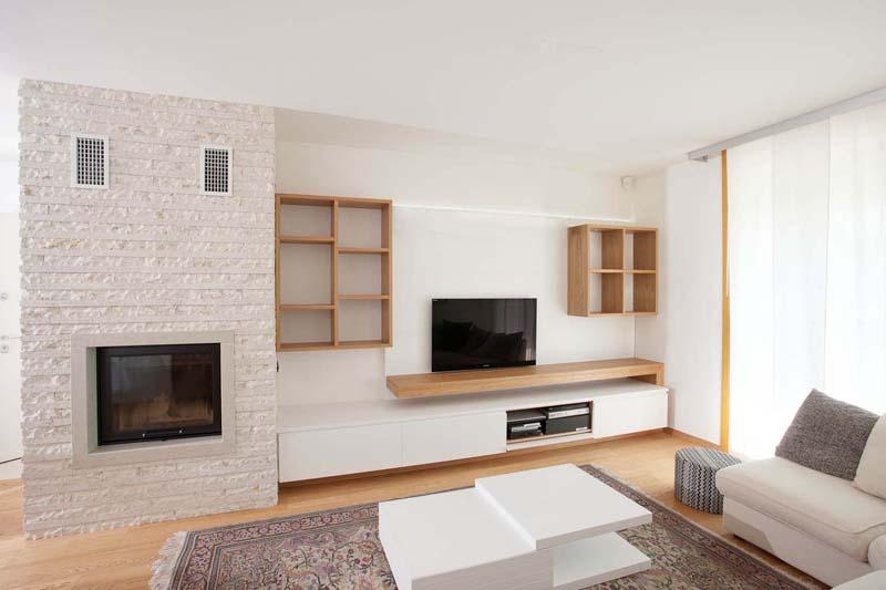 Arredare Soggiorno Quadrato: Arredo mobile soggiorno moderno song ...