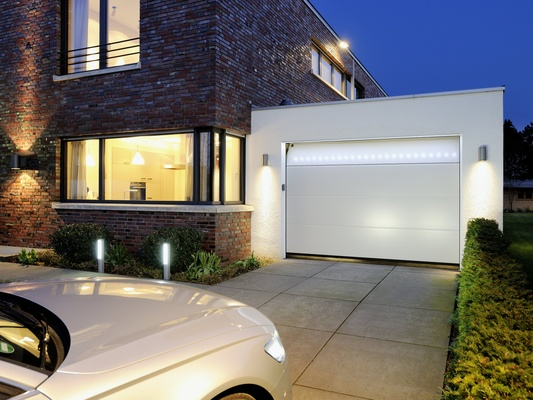 Applique Esterno Moderno : Applique da parete da giardino