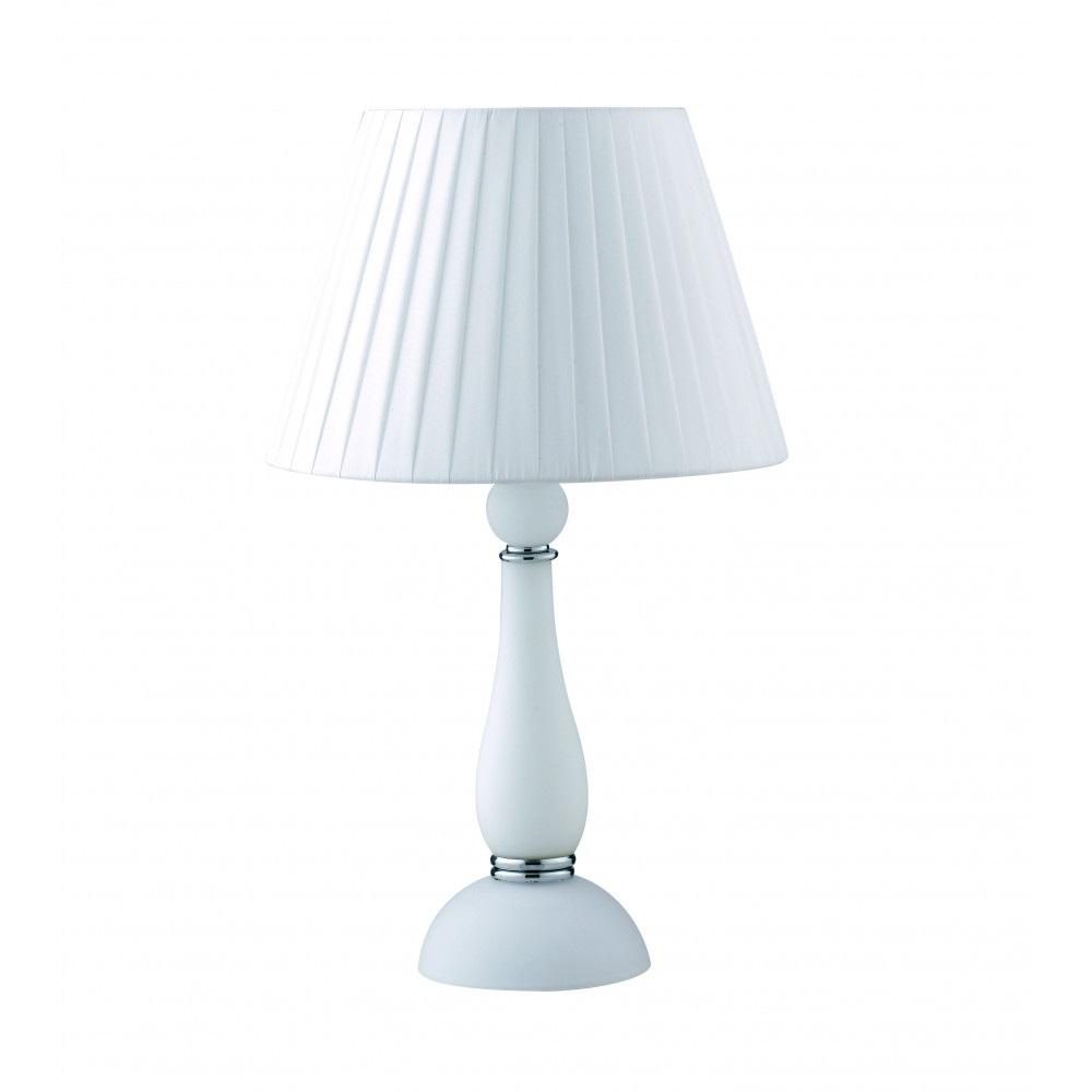 Ifal 995 Illuminazione Moderna Ferrara Store Illuminazione Lampada Da Tavolo Lume Alfiere Bianco 1xe27 32x54cm