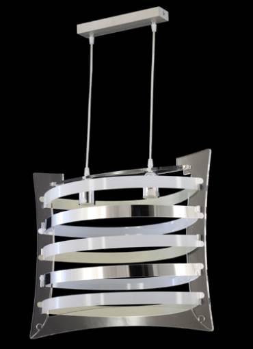 90.685   lampadari plexiglass   ferrara store illuminazione ...