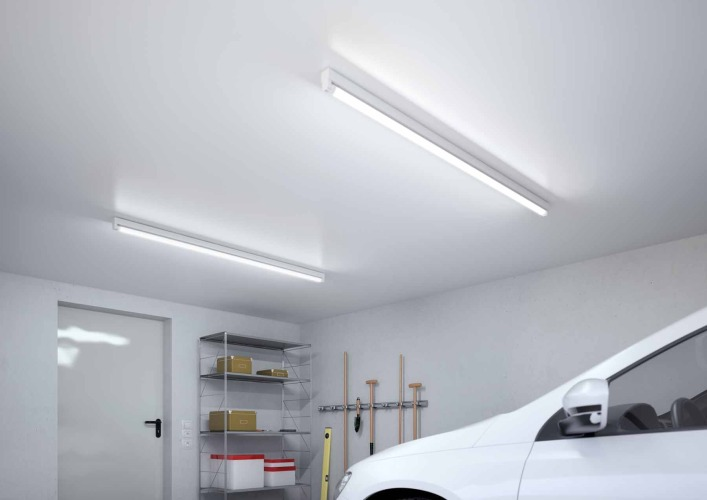 Plafoniera led per garage happycinzia