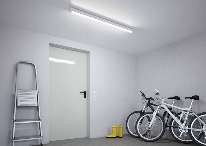 Plafoniere Garage Led : Plafoniere garage led: io led fluo exenia lighting exenialighting