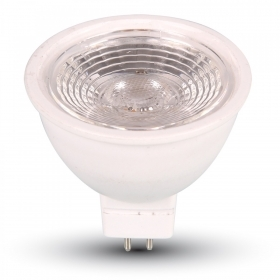 LAMPADA LED MR16 - 7W 12V AC/DC FARETTO SPOTLIGHT