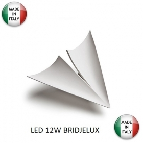 VELE APPLIQUE LED ANGOLO IN GE