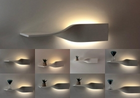 Applique in gesso LED Samsung A Par